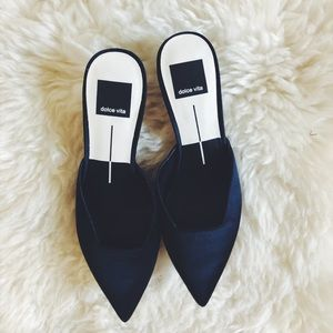 Dolce Vita Shoes - Dolce Vita satin mule pump size 6